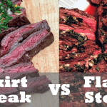 Skirt Steak versus Flank Steak
